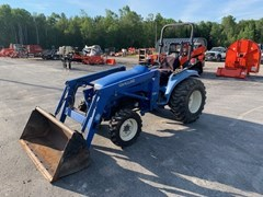 Tractor For Sale 2000 New Holland TC29D