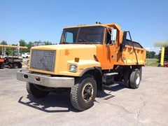 Dump Truck For Sale 1997 Volvo WG42F