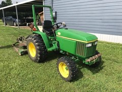 Tractor - Compact Utility For Sale 2009 John Deere 3005 , 27 HP