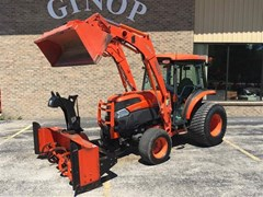 Tractor For Sale 2009 Kubota L5240HSTC-1 , 52 HP