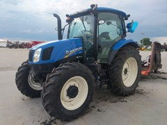 Tractor For Sale 2013 New Holland T6.140 , 110 HP