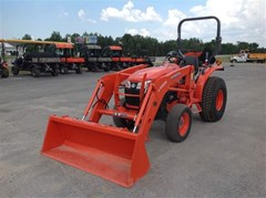 Tractor For Sale 2019 Kubota L2501HST , 24 HP