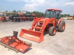 Tractor For Sale 2009 Kubota L4240HSTC3 , 44 HP