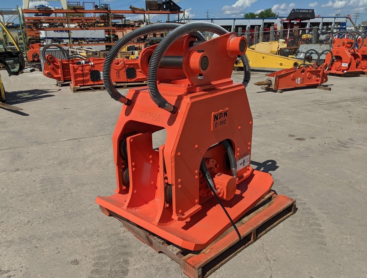 2020 NPK C-10 Plate Compactor For Sale