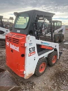 Skid Steer  Bobcat S70