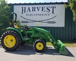 Tractor - Compact Utility For Sale: 2016 John Deere 4044M, 43 HP