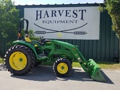 Tractor - Compact Utility For Sale:  2016 John Deere 4044M , 43 HP