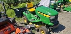 Riding Mower For Sale:  2008 John Deere X300 , 18 HP