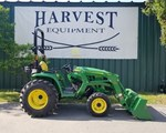Tractor - Compact Utility For Sale: John Deere 3025E, 25 HP