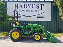 Tractor - Compact Utility For Sale:  John Deere 3025E , 25 HP