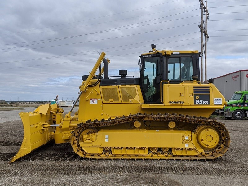 2020 Komatsu D65PX-18 Crawler Tractor For Sale