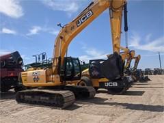Excavator-Track For Sale 2016 JCB JS220 LC
