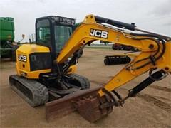 Excavator-Mini For Sale 2016 JCB 48Z-1 , 48 HP