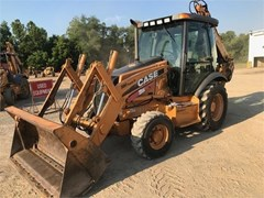 Loader Backhoe For Sale 2008 Case 580SM III , 90 HP