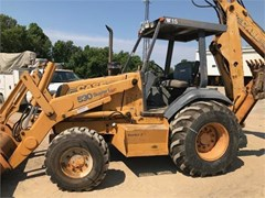 Loader Backhoe For Sale 1997 Case 590SL , 100 HP