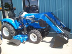 Tractor For Sale 2018 New Holland BOOMER 24 , 24 HP