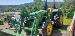 Tractor - Utility For Sale:  2013 John Deere 5065E , 65 HP