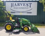 Tractor - Compact Utility For Sale: 2008 John Deere 2320, 24 HP