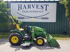 Tractor - Compact Utility For Sale:  2008 John Deere 2320 , 24 HP