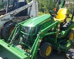 Tractor - Compact Utility For Sale: 2016 John Deere 1025R, 25 HP