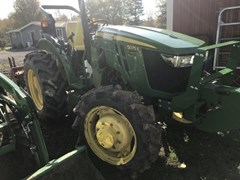 Tractor - Utility For Sale 2018 John Deere 5075E , 75 HP