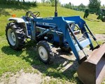Tractor - Compact Utility For Sale: Ford 1900, 30 HP