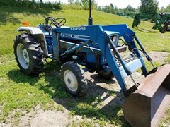 Tractor - Compact Utility For Sale:  Ford 1900 , 30 HP
