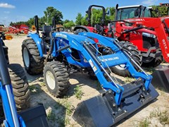 Tractor For Sale 2017 New Holland BOOMER 50 , 50 HP