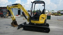 Excavator-Mini For Sale 2019 Yanmar VIO35-6S