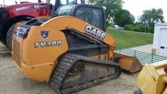 Skid Steer-Track For Sale 2012 Case TV380 , 92 HP