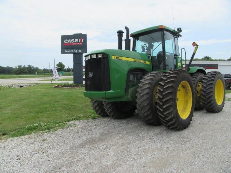 1997 John Deere 9100 Tractor For Sale