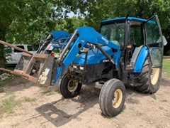 Tractor - Utility For Sale 1998 Ford New Holland 7635 , 95 HP