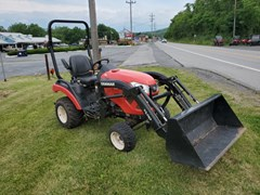 Tractor - Compact For Sale 2016 Yanmar SA221 , 21 HP