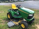 Riding Mower For Sale:  2003 John Deere X475