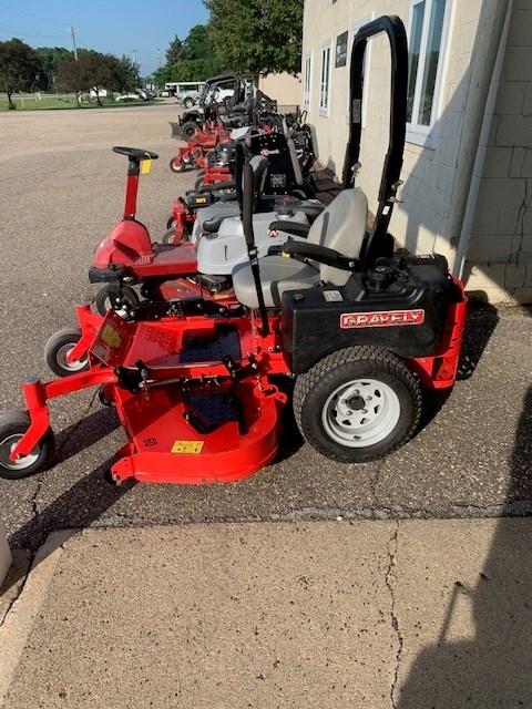 2014 Gravely PT60 Zero Turn Mower For Sale