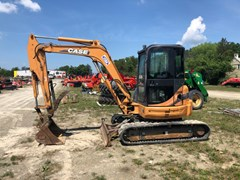 Excavator-Track For Sale 2016 Case CX50B