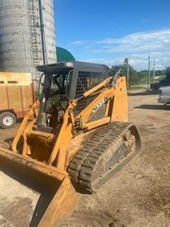 Skid Steer-Track For Sale 2006 Case 450CT
