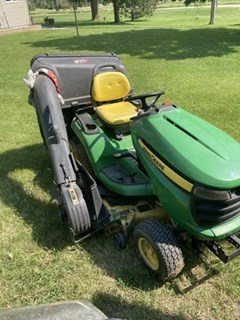 Riding Mower For Sale 2006 John Deere X500 , 25 HP