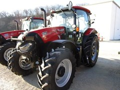 Tractor For Sale 2021 Case IH MAXXUM 125 ACTIVEDRIVE4