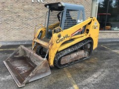 Skid Steer-Track For Sale 2002 Gehl CTL60 , 66 HP