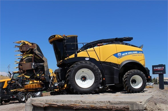 2019 New Holland 920 Forage Harvester-Self Propelled For Sale