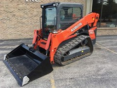 Skid Steer-Track For Sale 2016 Kubota SVL75-2HWC