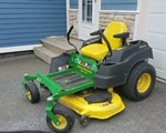 Zero Turn Mower For Sale: 2015 John Deere Z435, 25 HP