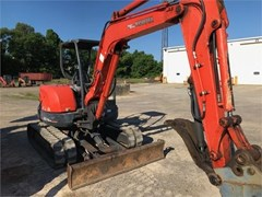 Excavator-Mini For Sale 2008 Kubota U45-3