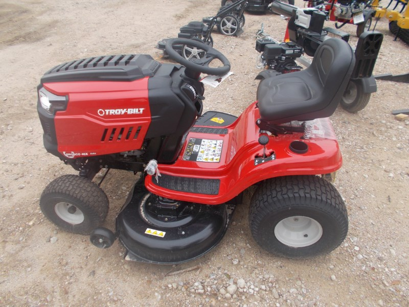 Other Troy-Bilt Bronco 46 in. Riding Lawn Mower Riding Mower For Sale