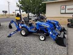Tractor For Sale 2020 New Holland WORKMASTER 25S , 25 HP