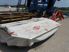 Disc Mower For Sale 2009 Kuhn GMD800