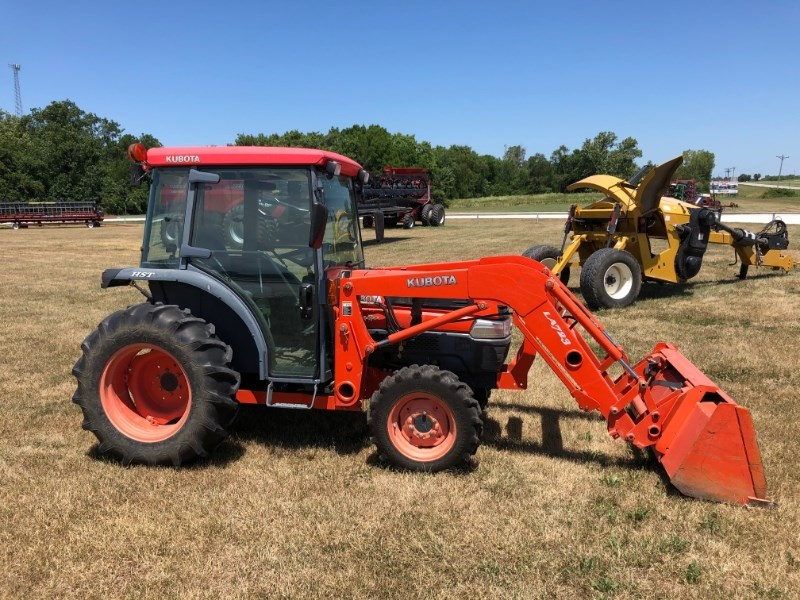 2005 Kubota L3430HST Tractor For Sale