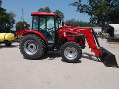 Tractor For Sale:  TYM NEW TYM T754 diesel 75hp 4x4 tractor w/ loader