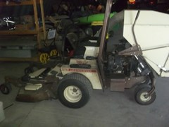 Commercial Front Mowers For Sale 2006 Grasshopper 727K2